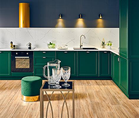 Jedna kuchnia, różne style!