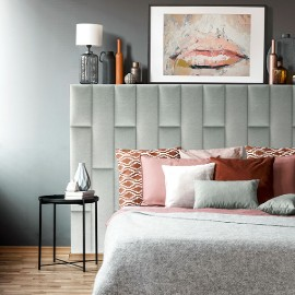 Panele ścienne - pomysł na metamorfozę sypialni bez fachowca