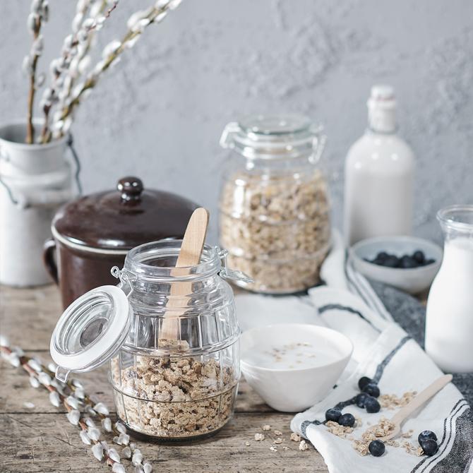 Aranżacja: Zdrowe śniadanie