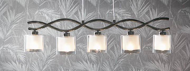 Lampa szklana w wielu odsłonach