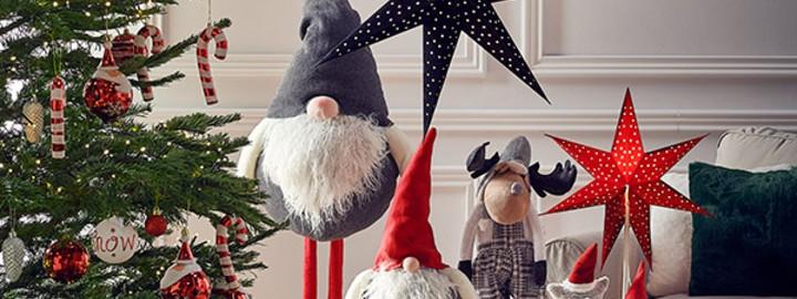 Dekoracje świąteczne w tradycyjnym stylu