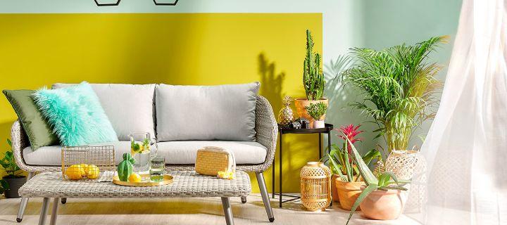 Pomysły na kolory do salonu