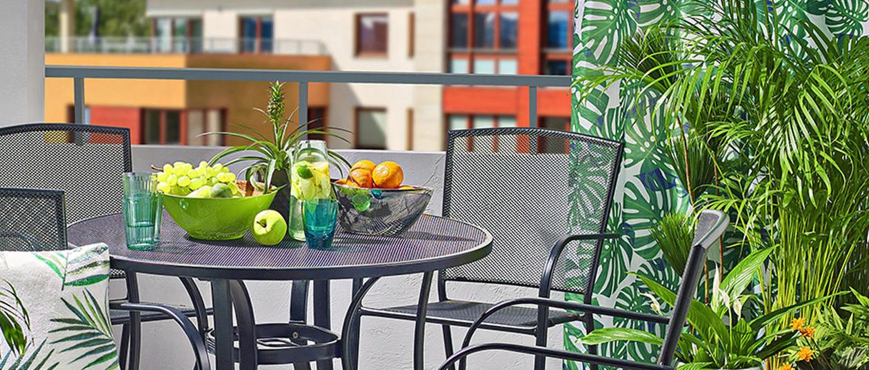 Inspiracje tarasów i balkonów