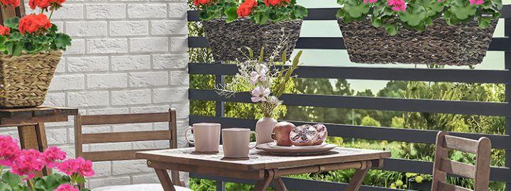 Jak stworzyć ogród na balkonie