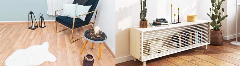 Deski podłogowe, panele winylowe czy laminowane – którą podłogę wybierzesz dla siebie?
