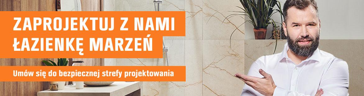 Zaprojektuj z nami łazienkę marzeń