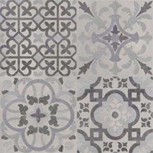 Gres szkliwiony WALK patchwork 33,3 cm x 33,3 cm