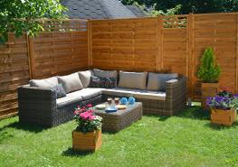 Ogrodzenia drewniane