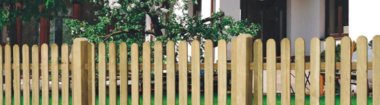 Jak oczyścić i zakonserwować ogrodzenie drewniane i metalowe?