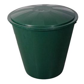 ESE Zbiornik na deszczówkę 210 l zielony