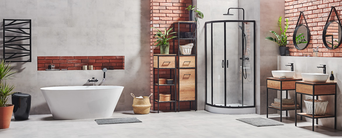 Czas na projekt stylowej łazienki