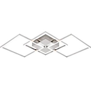 Plafon LED PINETO chrom 42W