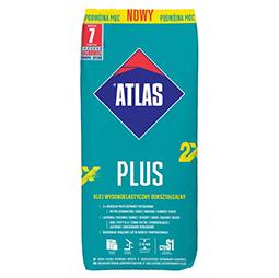 Atlas Wysokoelastyczny klej odkształcalny PLUS NOWY 20 kg