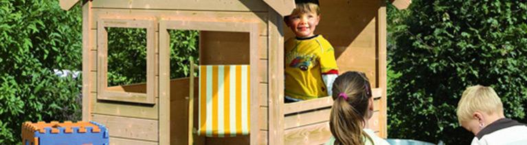 Akcesoria i meble ogrodowe dla dzieci