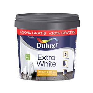 Farba Dulux Extra White 10l