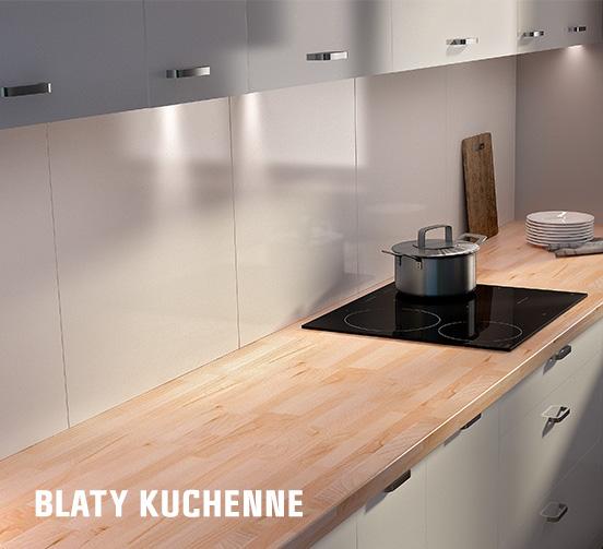 Blaty kuchenne