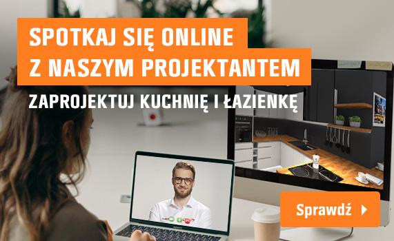 Spotkaj się online z naszym projektantem