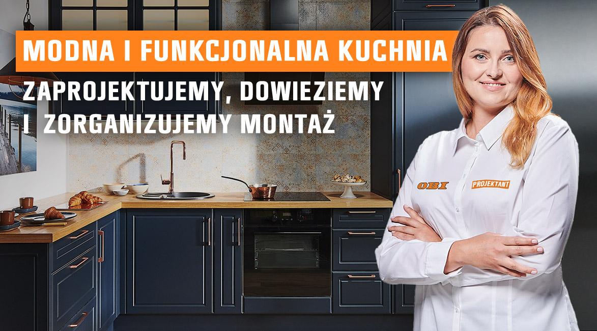 Modna i funkcjonalna kuchnia