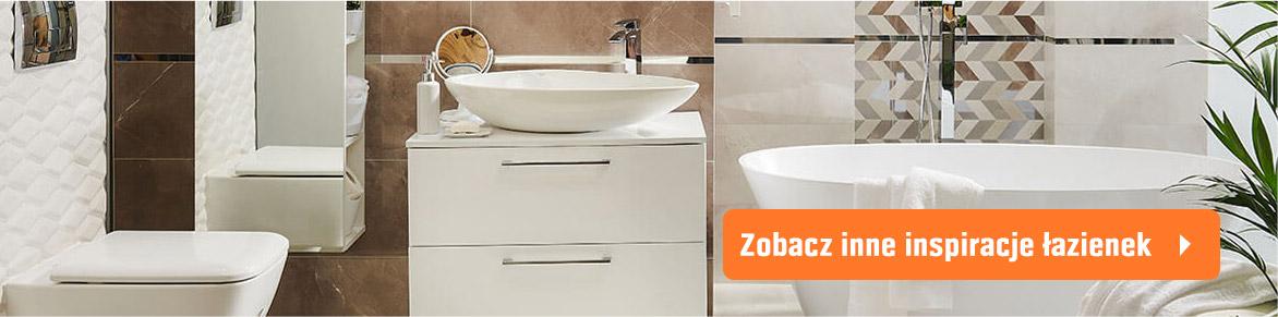Zobacz inne inspiracje łazienek