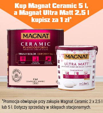 Farba Magnat Ceramic 2,5 l