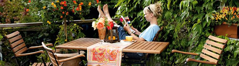 Meble ogrodowe - Na co zwracać uwagę podczas zakupu?