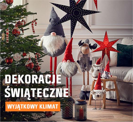 Dekoracje świąteczne - Wyjątkowy klimat