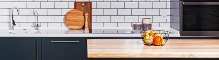 Co wybrać na ściany i podłogi w kuchni?