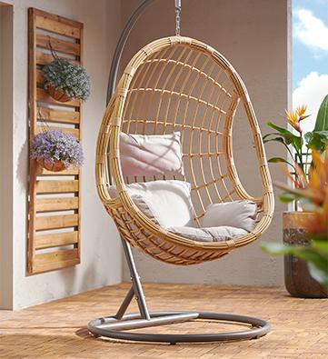 Fotel wiszący MIA