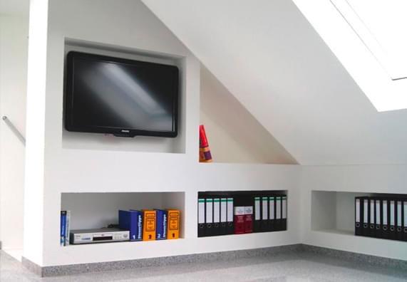 Meble zabudowane w ścianie