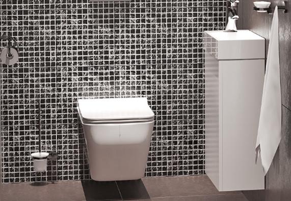 Jak zaaranżować oddzielną toaletę