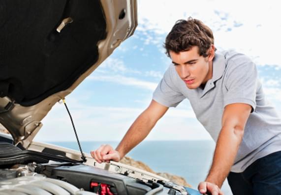 Całościowa kontrola samochodu