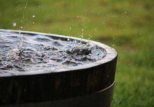 Zbiornik na deszczówkę