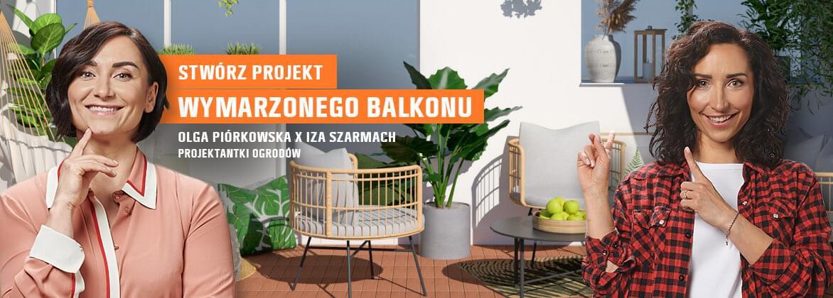 Zaprojektuj z nami balkon marzen