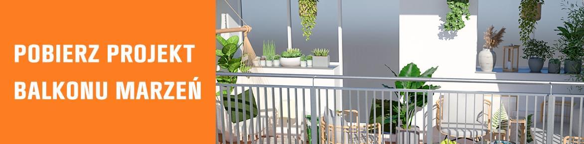 Pobierz projekt balkon