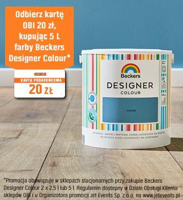 Farba Beckers Designer Colour 2,5 l