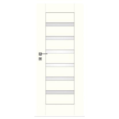 DRE Skrzydło drzwiowe Livia 3 białe 80P