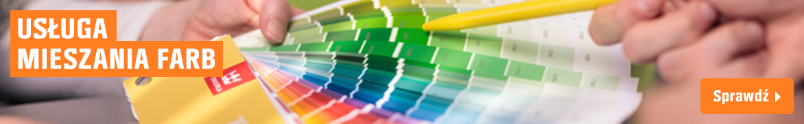 Usługa Mieszanie Farb