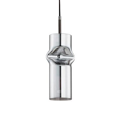 Alfa Lampa wisząca KAPRIS grafit 1x60W E27