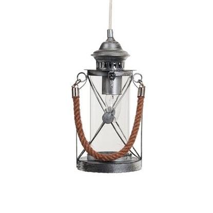 Eglo Lampa sufitowa Vintage 1x60W E27