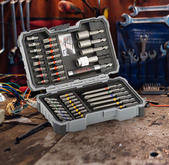 Bosch Zestaw bitów X-PRO 43 sztuki