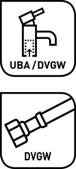 UBA/DVGW / DVGW