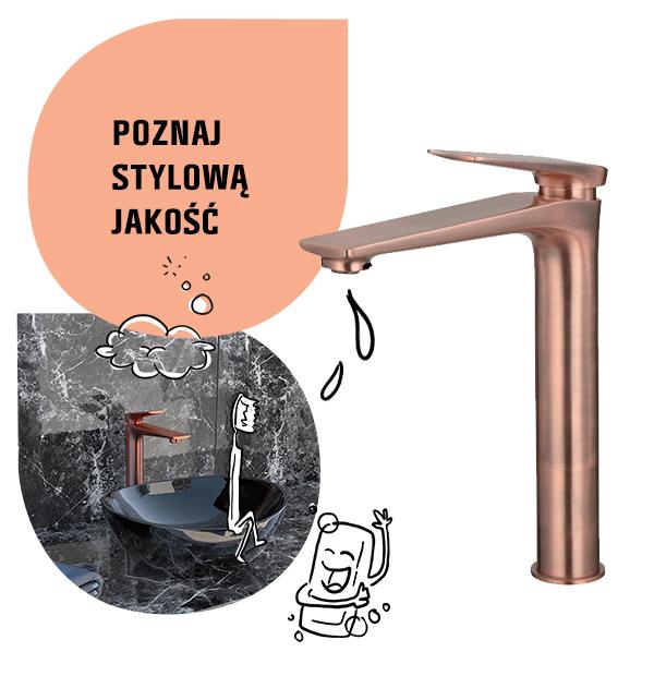 Funkcjonalna łazienka