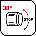 38 stop