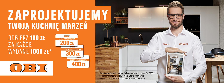 Zaprojektujemy Twoją kuchnię marzeń