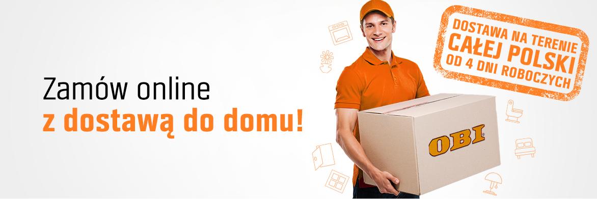 Zamów online z dostawą do domu!