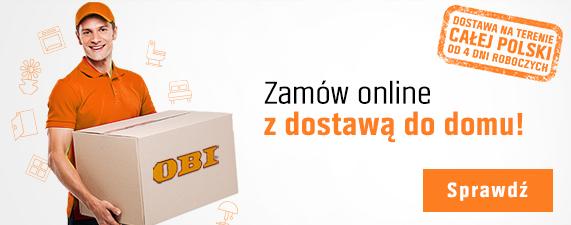 Zamów online z dostawą do domu