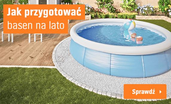 Jak przygotować basen na lato?